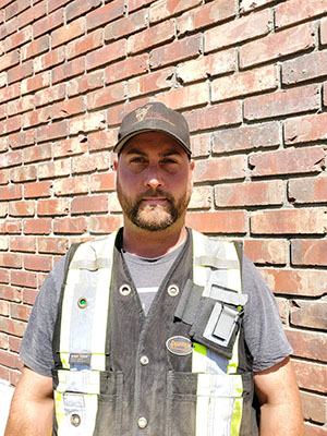 Chad Cowan - Co-owner & Foreman