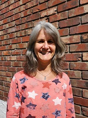 Suzanne Gooch - Office Administrator